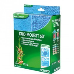Duo mousses 160