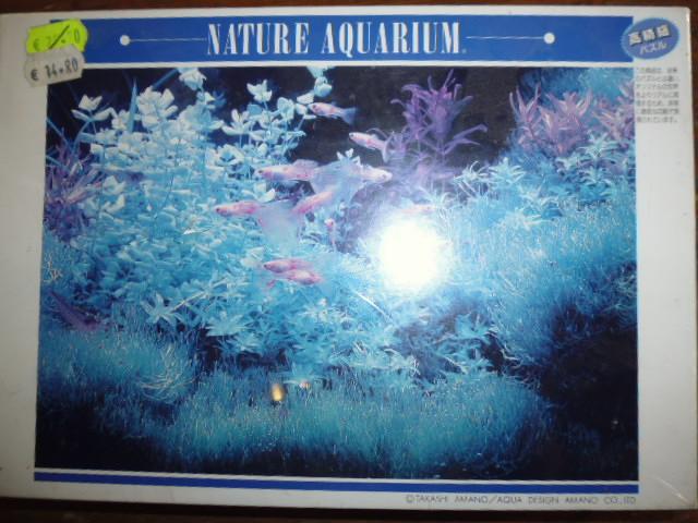 Puzzle 300 aquarium