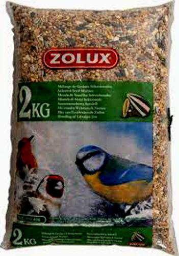 Graines oiseaux du jardin 2kg