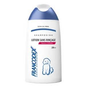 Shampoing Lotion sans rinçage
