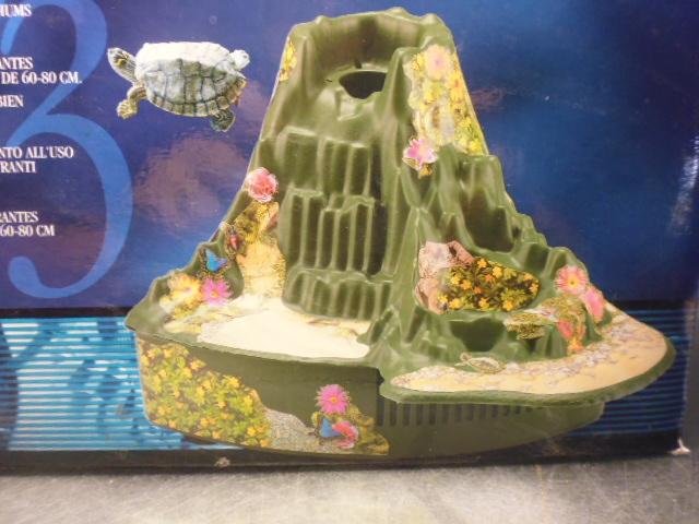 Jolie filtre tortue / amphibien