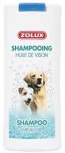 Shampoing Huile de Vison