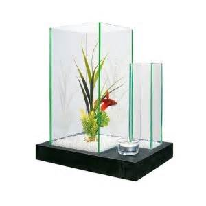 aquarium vase bamboo contient le sable une bougie un vase pour fleur ou bamboo l 39 aquarium a. Black Bedroom Furniture Sets. Home Design Ideas