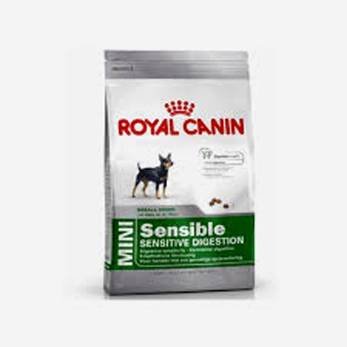 sac de croquettes royal canin mini sensible en 2kg pour les chiens adultes et matures de. Black Bedroom Furniture Sets. Home Design Ideas